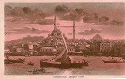 (89)  CPA  Constantinople Mosquée Valida (bon état) - Turquie