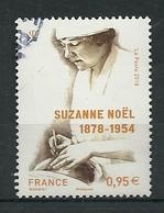 FRANCIA 2018 - Suzanne Noël - Cachet Rond - France