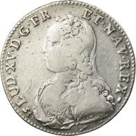 Monnaie, France, Louis XV, 1/2 Écu Aux Branches D'olivier, 1731, Rouen - 987-1789 Monnaies Royales