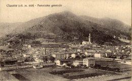 Clusone (Bergamo) - Cartolina Antica PANORAMA GENERALE, Anno 1924 - OTTIMA R2 - Bergamo