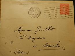 Enveloppe Expo Coloniale 1931 - Autres