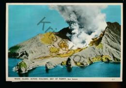 New Zealand - White Island - Active Volcano Bay Of Plenty [AA36 2.287 - Nouvelle-Zélande