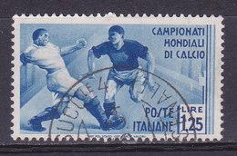 Italie, N° 342, Campionati Mondiali Di Calcio,oblitéré, Cote 12€  ( W1910/049) - Italia