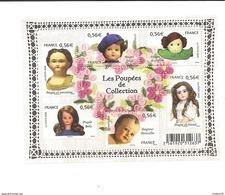 Bloc Feuillet N° 4394, Les Poupées , Neuf - Sheetlets