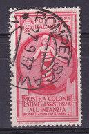 Italie, N° 391, Infanzia, Oblitéré, Cote 5€  ( W1910/051) - Italia