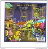 Bloc Feuillet N° 4378 La Fête Foraine, - Blocs & Feuillets