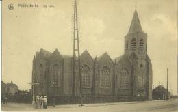 Middelkerke -- De Kerk. ( 2 Scans ) - Middelkerke