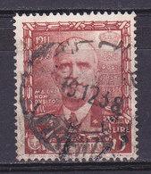 Italie, N° 428,VE III, Oblitéré, Cote 28€  ( W1910/053) - 1900-44 Vittorio Emanuele III