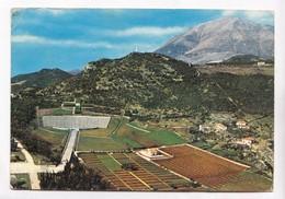 MONTECASSINO, Cimitero Polacco, Polish Military Cemetery, Italy, Used Postcard [22921] - Frosinone