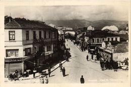 CPA SKOPJE Izd. K Chervarov Chershiyata MACEDONIA SERBIA (709119) - Macédoine
