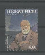 Belgium 2010 Paul Otlet OCB 3992  (0) - Oblitérés