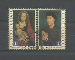 Belgium 2010 Paintings By Rogier Van Der Weyden OCB 4085/4086  (0) - Oblitérés