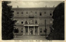 CPA SKOPJE School Uciteljska Skola MACEDONIA SERBIA (709165) - Macédoine