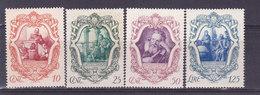 Italie, N° 443/446,Galileo, Neuf**, Cote 5€  ( W1910/056) - 1900-44 Vittorio Emanuele III