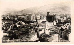 CPA SKOPJE Panorama MACEDONIA SERBIA (709171) - Macédoine