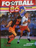 PANINI ALBUM FOOTBALL D'IMAGES 1986- ALBUM VIDE ET NEUF - Books, Magazines, Comics