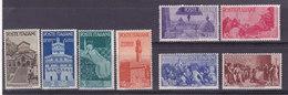Italie, N° 504/511, Neuf**, Cote 5€  ( W1910/058) - 6. 1946-.. Repubblica