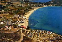 Capoliveri - Spiaggia Di Locona - Veduta Aerea - Isola D'elba - 243 - Formato Grande Viaggiata – E 10 - Livorno