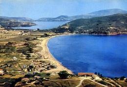 Golfo Locona - Isola D'elba - 3731 - Formato Grande Viaggiata Mancante Di Affrancatura – E 10 - Livorno