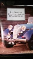 LES GRANDS CONSTRUCTEURS DE VOITURES - UK - Bücher, Zeitschriften, Comics