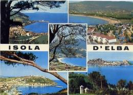 Isola D'elba - 270 - Formato Grande Viaggiata – E 10 - Livorno