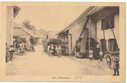 BALLAIGUES, VD - Une Rue - VD Vaud