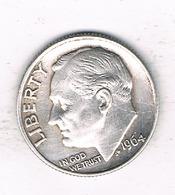 DIMES 1964 USA /1548/ - Émissions Fédérales