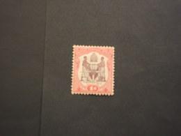 AFRICA CENTRALE - 1901 ALLEGORIA 1 P. - NUOVO(+) - Kenya, Uganda & Tanganyika