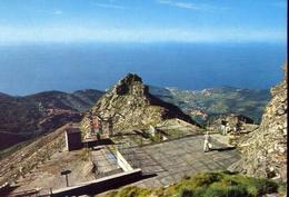 Marciana - Stazione Di Arrivo Cabinovia Monte Capanne - Isola D'elba - 426 - Formato Grande Non Viaggiata – E 10 - Livorno