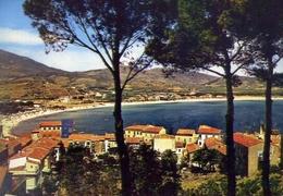 Marina Di Campo - Panorama - Isola D'elba - 93 - Formato Grande Viaggiata – E 10 - Livorno