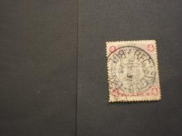 AFRICA DEL SUD - 1897  STEMMA 4 P. - TIMBRATO/USED - Africa Del Sud-Ovest (1923-1990)