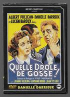 DVD Quelle Drôle De Gosse!   Danielle Darrieux - Comédie