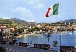 Porto Azzurro - La Spiaggia - Isola D'elba - 271 - Formato Grande Viaggiata – E 10 - Livorno