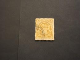 AFRICA DEL SUD - 1898/908  STEMMA  1 Sh. - TIMBRATO/USED - Africa Del Sud-Ovest (1923-1990)