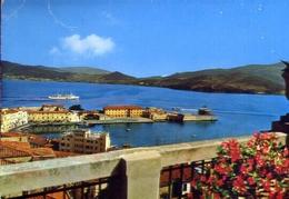 Portoferraio - Il Porto - Isola D'elba - 363 - Formato Grande Viaggiata Mancante Di Affrancatura – E 10 - Livorno