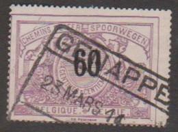 TR 22 - Genappe - Chemins De Fer