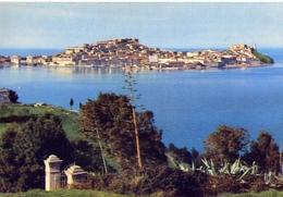 Portoferraio - Panorama - Isola D'elba - 253 - Formato Grande Non Viaggiata – E 10 - Livorno