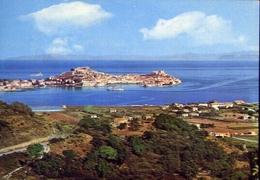 Portoferraio - Panorama - Isola D'elba - 506 - Formato Grande Viaggiata – E 10 - Livorno