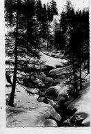 DEPT 05 : Abeil édit.Gap N° 3805 : Les Alpes Pittoresques , Le Torrent Sous La Neige - France