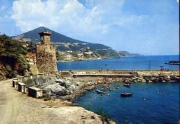 Rio Marina - Angolo Pittoresco - Isola D'elba - 143. - Formato Grande Viaggiata Mancante Di Affrancatura – E 10 - Livorno