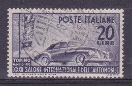 Italie, N° 555, , Oblitéré, Cote 3.5€  ( W1910/066) - 1946-60: Usati