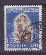 Italie, N° 569, , Oblitéré, Cote 40€  ( W1910/068) - 1946-60: Usati