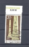 1984   DDR Mi-2854   7. Februar Postmeilensäulen - [6] République Démocratique