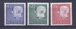 190031329   SUECIA  YVERT  Nº  567/8A  **/MNH - Suecia