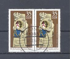 1984   DDR Mi-2855   7. Februar Postmeilensäulen - [6] République Démocratique