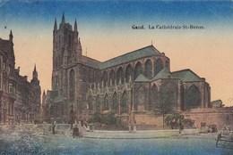 Gent, Gand, La Cathédrale St Bavon (pk56313) - Gent