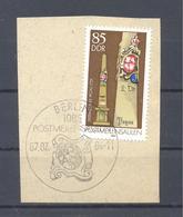 1984   DDR Mi-2856      7. Februar Postmeilensäulen - [6] République Démocratique