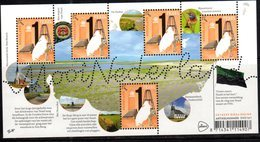 NETHERLANDS, 2018, MNH, BEAUTIFUL NETHERLANDS, TEXEL, LIGHTHOUSES, SHEEP, BIRDS, CHURCHES, SHEETLET - Geography