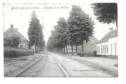 Heist-op-den-Berg - Steenweg Naar Hallaar. - Heist-op-den-Berg