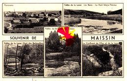 Souvenir De MAISSIN ( En 5 Vues) - Paliseul